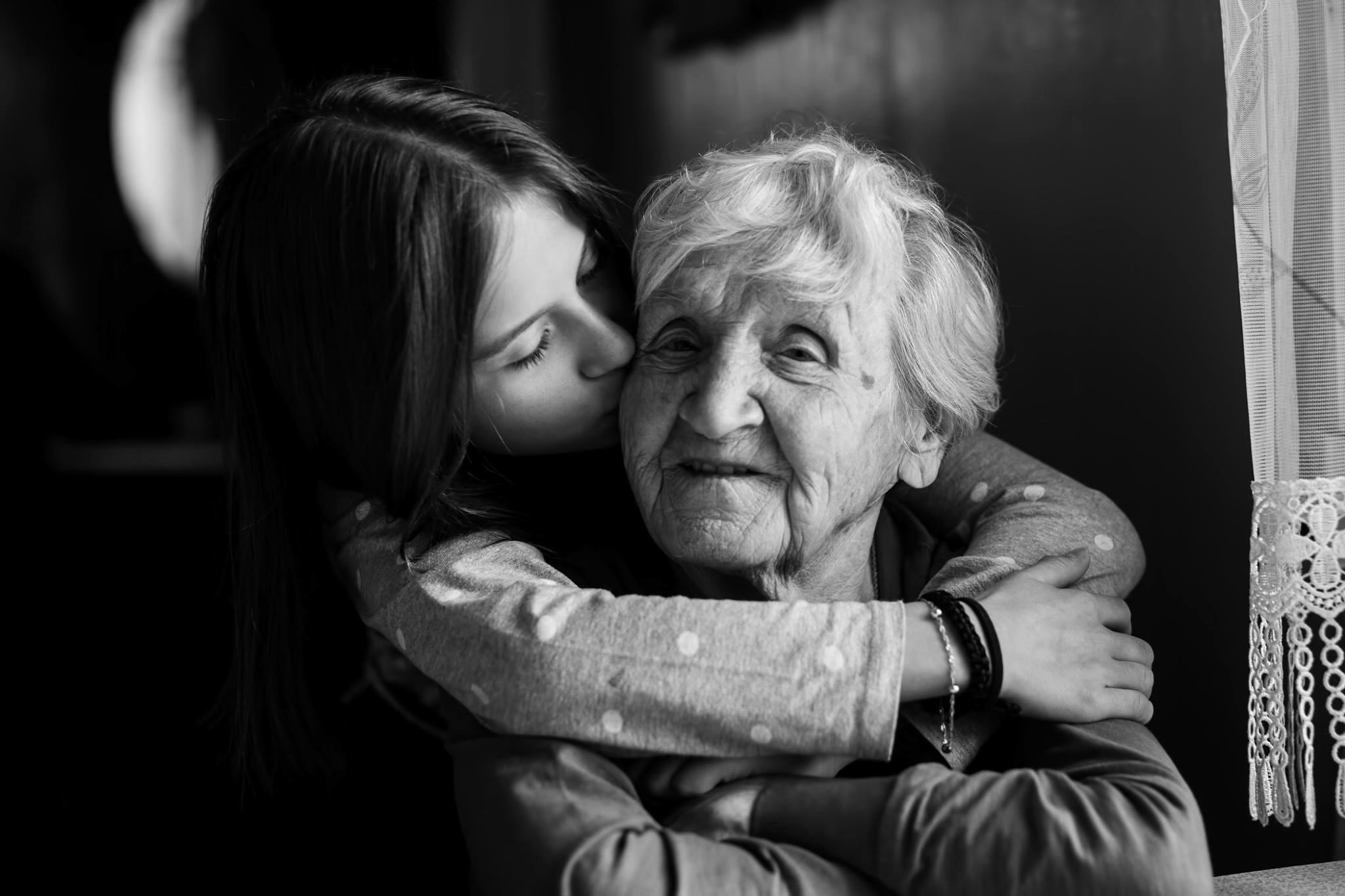 bejaarden vrijwilligers