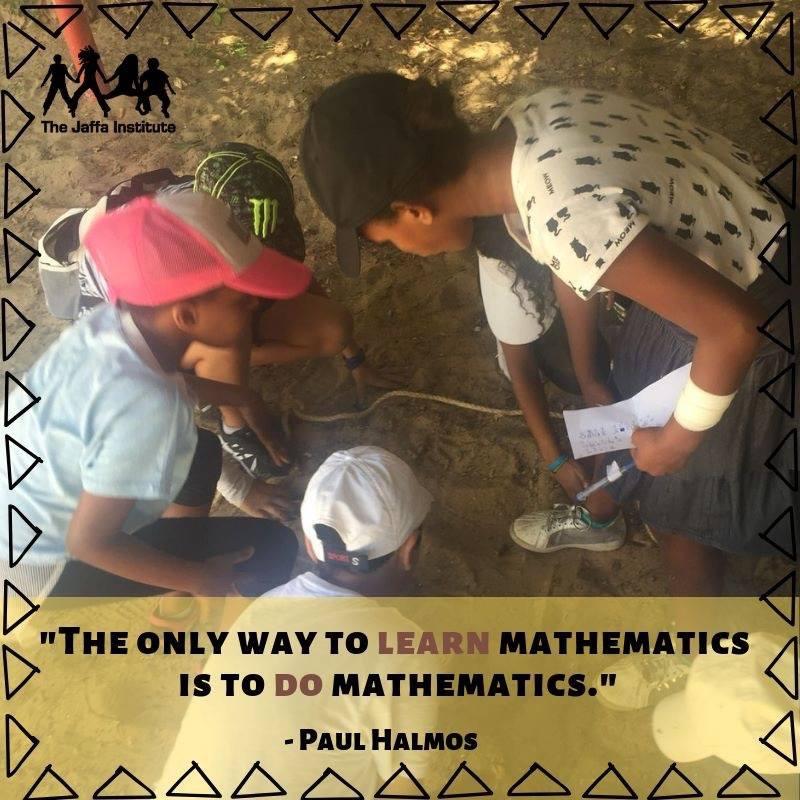 wiskunde leren